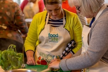 FOCUS ON FOOD TRAINING AT RIVER COTTAGE CHEFS SCHOOL - 05.02.15 (1)